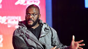 Filmmaker Tyler Perry speaks on stage at the 2019 Essence Festival Presented By Coca-Cola at Ernest N. Morial Convention Center on July 07, 2019 in New Orleans, Louisiana.