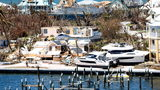 Boats damaged by Hurricane Dorian in the Bahamas has caused officials and boat owners in Massachusetts to take precautions.