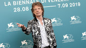 The Rolling Stones' Mick Jagger attends