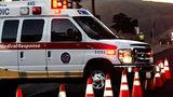 Stock photo of an ambulance.