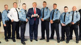 The six police officers who stopped the Oregon District mass shooting gunman will be awarded the Medal of Valor by President Donald Trump on Monday. (daytondailynews.com)