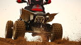 Two brothers died moments apart when they crashed in their all-terrain vehicles.