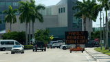 Some evacuees from Hurricane Dorian were reunited at the Port of Palm Beach, and others were given shelter at a South Florida hotel.