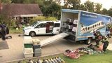 Over 100 dogs were removed from a home in Ross Township Wednesday, authorities said. (WPXI.com)