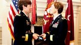 Two women make history as the first sisters to attain rank of general in U.S. Army