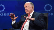 FILE PHOTO: Founder & Chairman, BP Capital Management T. Boone Pickens speaks at the 2016 Concordia Summit - Day 1 at Grand Hyatt New York on September 19, 2016 in New York City.