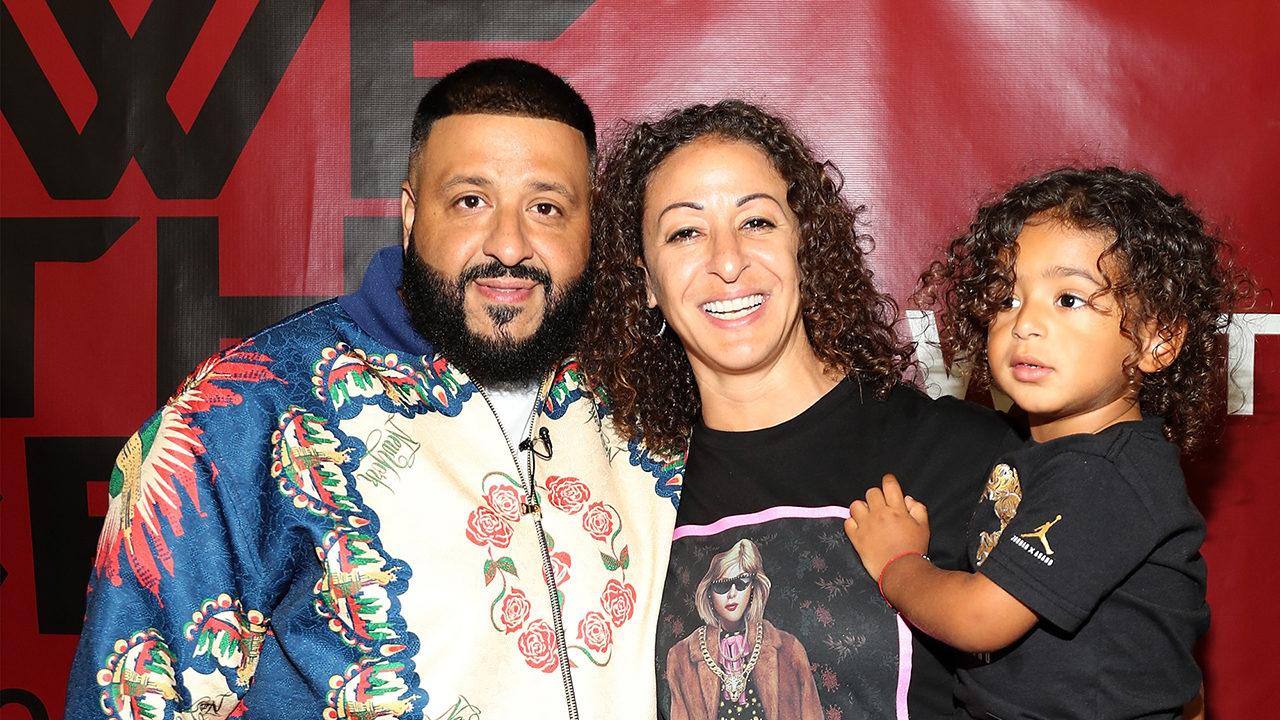 Big brother Asahd: DJ Khaled, wife Nicole Tuck expecting