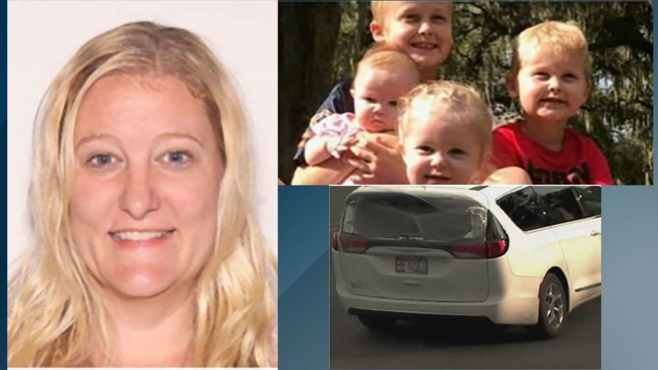 Florida woman, four children missing six weeks, officials say