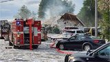 Police: Firefighter killed, several injured in building explosion in Maine