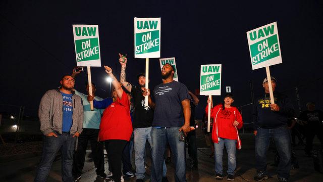GM strike 2019: United Auto Workers strike against General ...
