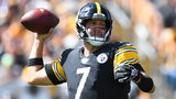 Pittsburgh Steelers quarterback Ben Roethlisberger will miss the rest of the season after having surgery on his right elbow Monday.