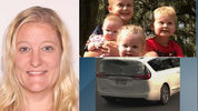 The Sheriff's Office was searching for Casei Jones and her four children after they had been missing for six weeks, officials said. (Marion County Sheriff's Office)