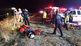 At least one killed in California tour bus crash
