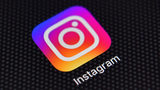 The Instagram app logo is displayed on an iPhone on August 3, 2016 in London, England.