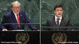 Trump asked Ukraine leader to investigate Biden, memo shows; Congress gets whistleblower complaint
