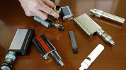 Recent testing of bootleg marijuana vapes show they're tainted with hydrogen cyanide -- results a doctor called