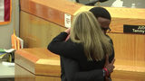 WATCH: 'I forgive you': Brother of Botham Jean hugs Amber Guyger after sentencing