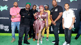 Junior M.A.F.I.A. attends the BET Hip Hop Awards 2019 at Cobb Energy Center on Oct. 5, 2019, in Atlanta. (Photo by Bennett Raglin/Getty Images for BET)