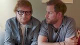 WATCH: Prince Harry and Ed Sheeran team up for humorous World Mental Health Day message