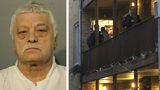 Krysztof Marek, 66, of Chicago, has been charged with five counts of first-degree murder in a shooting at his condominium complex Saturday, Oct. 12, 2019. Marek is accused of gunning down several of his neighbors and some of their family members.