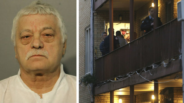 No mercy`: Chicago man charged with killing 5 neighbors, 4 as they ate dinner