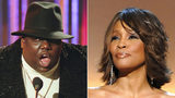 The Notorious B.I.G. and Whitney Houston are among the 16 acts nominated for the Rock and Roll Hall of Fame's 2020 class.