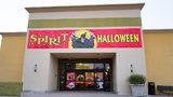 Stock photo of a Spirit Halloween store.
