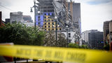 Multiple injuries reported after Hard Rock Hotel under construction collapses in New Orleans