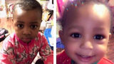 According to an Amber Alert, Dior Wade (left), 3, was last seen in Copiah County. Zarie Wade, 1, is also missing.
