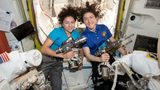 NASA makes history with first all-female spacewalk