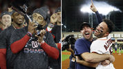 The Washington Nationals and Houston Astros will face off in the 2019 World Series.