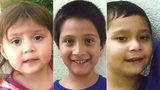 Ariana, Daniel and David Olivera vanished from Missouri more than two years ago, officials said.