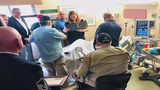 Dozens visit Marine Corps veteran in hospital before he passes away