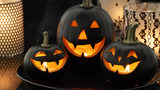 Painted Jack-O-Lantern decorations outside of a law office drew some complaints in Nyack, New York (not pictured).