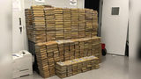The seizure is CBP's largest cocaine seizure at the Port of Savannah and marks CBP's fifth narcotics interception in the seaport during the past five months. (WSBTV.com)