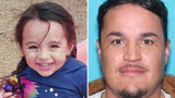 """Authorities in Texas are searching for 2-year-old Jaya Ailani Trevino and her father, 33-year-old Juan """"Johnny"""" Trevino."""