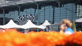A general view of Schipol Airport on July 18, 2014, in Amsterdam, Netherlands.