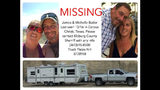 James Butler, 48, and his wife, Michelle Butler, 45, vanished Oct. 15, 2019, as they camped on the beach on Padre Island, Texas. Adam Curtis Williams, 33, of Utah, is wanted in connection with the killings of the New Hampshire couple.