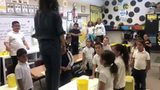 WATCH: California teacher rewrites Lizzo lyrics to teach students 'they are great'