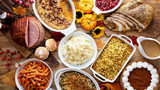 Not all Thanksgiving food is beloved, according to an Instacart survey.