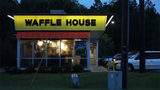 Waffle House customer jumps to the aid of short-staffed restaurant