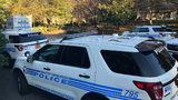 Police were called to a home in Charlotte, North Carolina, early Saturday.