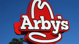 FILE PHOTO: An Arby's in Minnesota had posted a sign warning parents to control children, or risk getting thrown out.