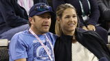 Bode Miller and his wife, Morgan Beck Miller, welcomed the birth ot twin boys Friday.