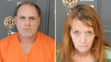 Toddler eats, overdoses on meth; 2 arrested