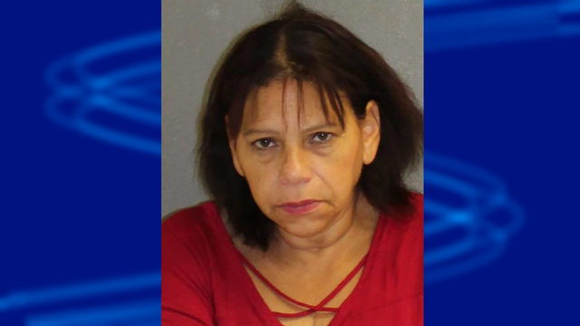 Florida woman arrested after stealing purses from Walmart shoppers, detectives say - WSB Atlanta