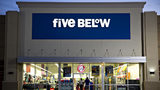 FILE PHOTO: Five Below has started to sell items for more than $5.