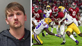 David Fulkerson, 31, of Littleville, Ala., is charged with murder in the Nov. 9, 2019, shooting of James Michael Roland Merritt, 29, with whom he argued over the outcome of that day's Alabama-LSU football game. Merritt died of his injuries Nov. 15.