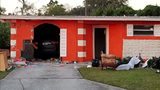 Three children airlifted to hospital after car crashes into Florida day care