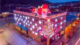 SEE: Restaurant known for Halloween décor goes all out with holiday light display